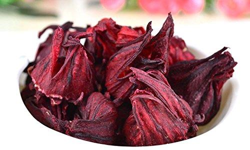 100 Grams of Super Rose Eggplant Scented Tea Flower Plant Essence Red Enchanting