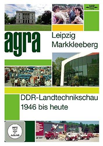 agra Leipzig/Markkleeberg – DDR Landtechnikschau 1946 bis heute [Alemania] [DVD]