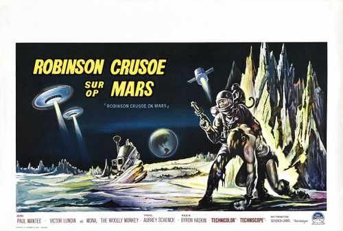 Robinson Crusoe On Mars Poster 03 Photo A4 10x8 Poster Print