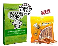 Barking Heads Chop Lickin' Lamb Economy Pack 2 x 12kg is a nutritious and delicious canine diet formulated to improve the health and condition of your dog's skin and coat. With a unique blend of natural and digestible ingredients to nourish and prote...