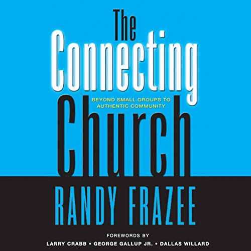 The Connecting Church audiobook cover art