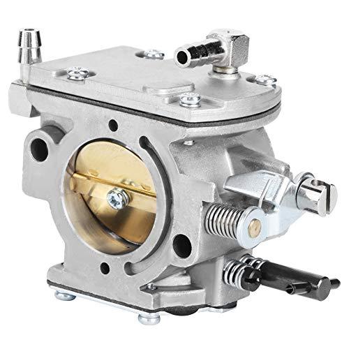 AOER Reemplazo de carburador, carburador de cortacésped de Metal, Resistente al Desgaste, Resistente a la corrosión, Duradero, sin óxido, Alto Grado de integración para WALBRO WB-37 150CC-200C