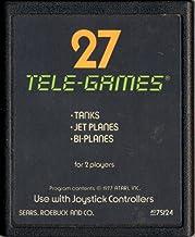 Tank Plus 27 TELE-GAMES Atari 2600