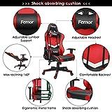 Zoom IMG-1 femor sedia gaming ergonomica regolabile