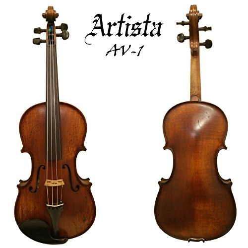 Artista AV1 Violin - Full Size - Hand Made - One of a Kind - Artisan Violin - w/Free Product Samples