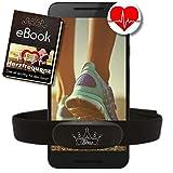 Heartbeat Herzfrequenz-Sensor, Bluetooth ANT+, EKG...