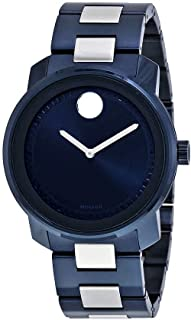 Best movado bold watch blue Reviews