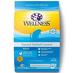 Wellness Complete Health Natural Hairball Control Cat Food