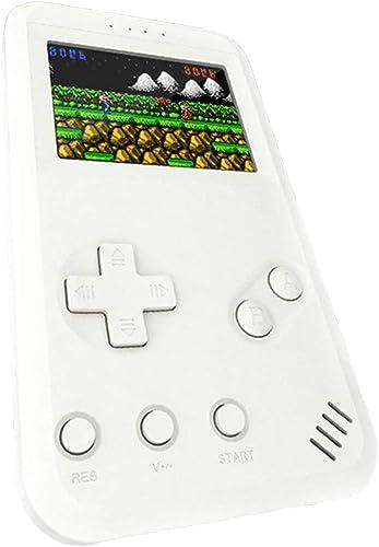 barato Jiecafy Consola de Juegos portátil Power Power Power Power Consola de Juegos de Viaje Treasure Retro Nostalgic Travel,blanco  mas preferencial