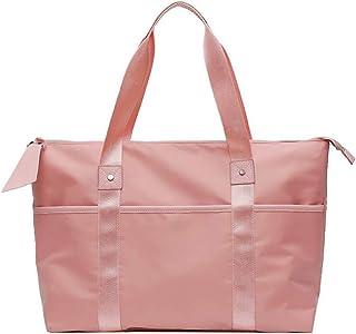Fanspack Travel Duffel Bag Large Capacity Multipurpose Handbag Dry Wet Divided Swim Bag