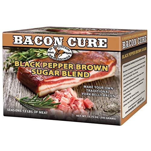 Hi Mountain Black Pepper& Brown Sugar Bacon Cure