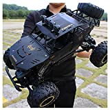 Newest 4X4 RC Rock Crawler, 2.4GHz High Speed Remote Control Car Toy Waterproof