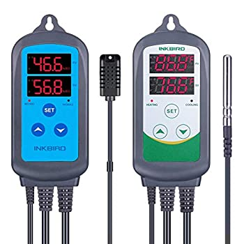 Inkbird ITC308 Humidity And Temperature Controller
