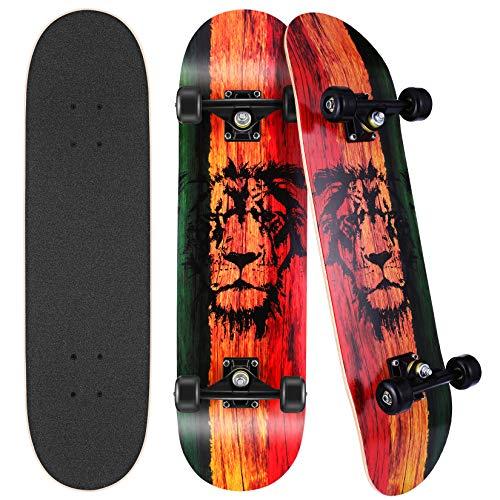 WeSkate Skateboards für Mädchen und...