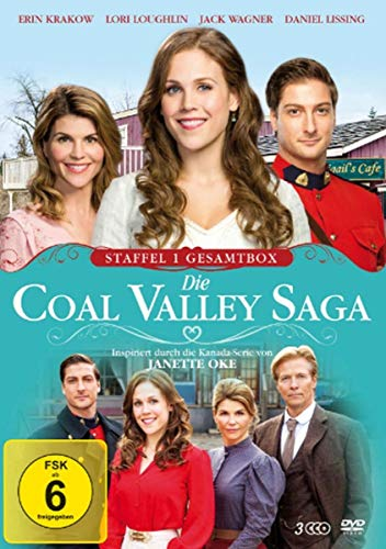 Die Coal Valley Saga - Staffel 1 Gesamtbox [3 DVDs]
