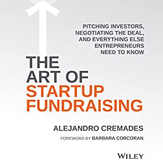 The Art of Startup Fundraising cover art