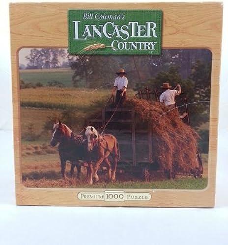 Bill Coleman's Lancaster Country 1000 Piece Puzzle  While the Sun Shines by Bill Coleman's Lancaster Country