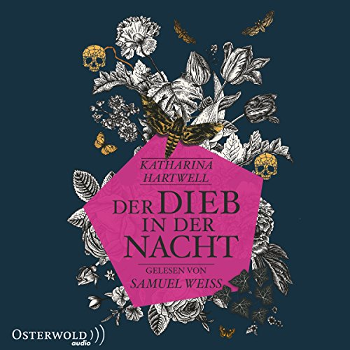 Der Dieb in der Nacht audiobook cover art