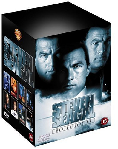 The Steven Seagal DVD Legacy (8 DVDs)
