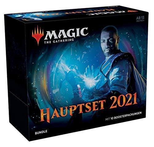 Magic The Gathering MTG-M21-BU-DE