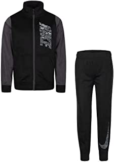 Boys 4-7 Raglan Zip Track Jacket & Pants Set