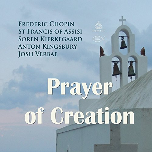 Prayer of Creation audiobook cover art