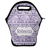 Baby Elephant Lunch Bag w/Name or Text