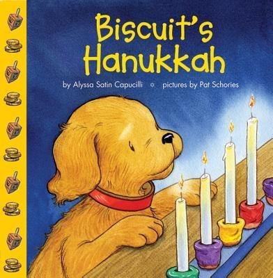 [(Biscuit's Hanukkah )] [Author: Alyssa Satin Capucilli] [Dec-2005]