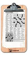 クロスワードパズルクリップボード