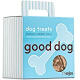 Sojos Natural multi-flavored dog treats