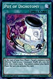 YU-GI-OH! - Pot of Dichotomy (MP14-EN172) - Mega Pack 2014 - 1st Edition - Secret Rare