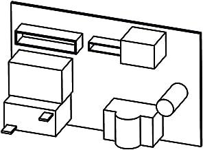 Lg EBR83604002 Room Air Conditioner Electronic Control Board Genuine Original Equipment Manufacturer (OEM) Part