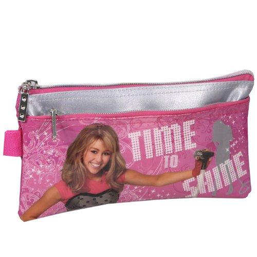 Hannah Montana Federtasche Kosmetik Tasche Stiftetasche Faulenzer