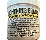 Reflective Acrylic Paint'Lightning Brand'