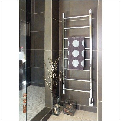 Review Artos MR06545-P-PN 26H X 18W X 4D Ryton Towel Warmer Plug-in Polished Nickel
