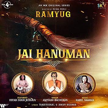 Jai Hanuman (feat. Ustad Zakir Hussain)