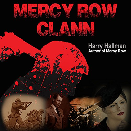 Mercy Row Clann audiobook cover art