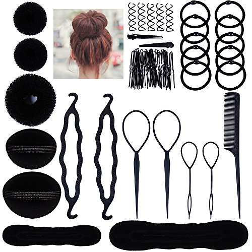 Lictin Hair Styling Set, Fashion...