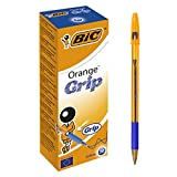 BIC Orange Grip 811926 - Bolígrafo (Azul)