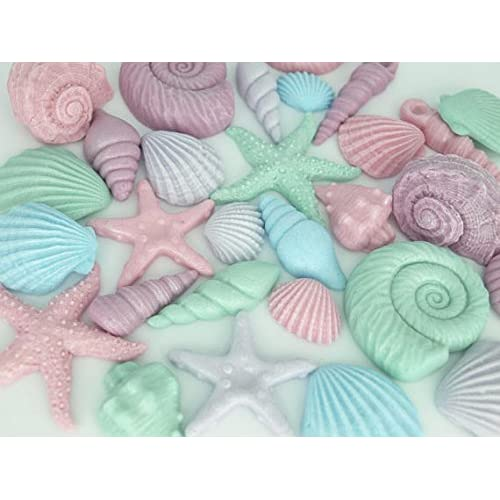 Mermaid Cake Decorations: Amazon.co.uk