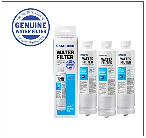 Price comparison product image Samsung Electronics HAFCIN Samsung DA29-00020B Refrigerator Water Filter,  3 Pack,  White