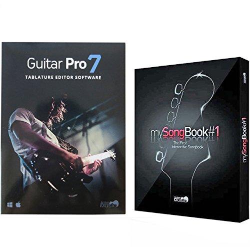 Arobas Guitar Pro 7 Notations Software + Mysongbook#1