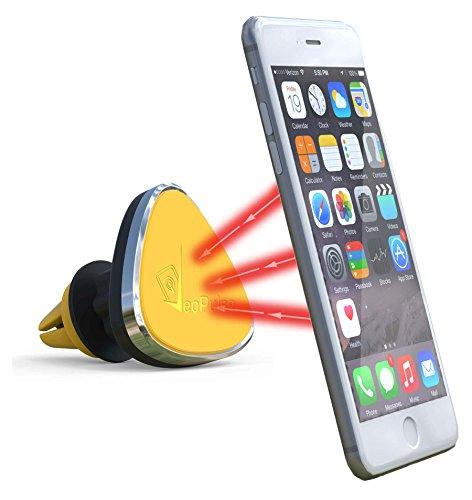 VeoPulse Supporto da Auto Magnetico Porta Cellulare - (Compatibile con i telefoni iPhone,Samsung Galaxy, Note,HTC,Nokia,Nexus,LG, Huawei.)