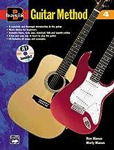 Basix Guitar Method Book 4 (Book & CD)