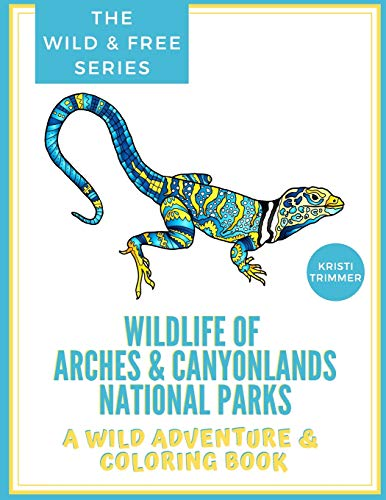 Wildlife of Arches & Canyonlands National Parks