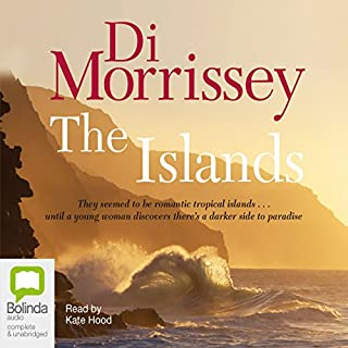 The Islands audiobook cover art