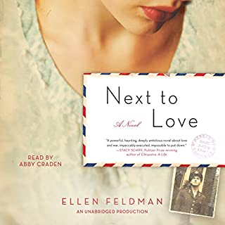 Next to Love audiobook cover art