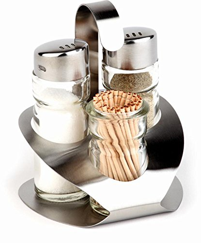 geen merk 261300 APS Menage Pro zout, peper &