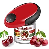 Electric Can Opener, Multifunctional Can Opener, Restaurant Can Opener, Full – Automatic Hands...