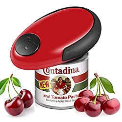 powerful Electric can opener, restaurant can opener, fully automatic can opener, food safety, …